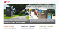 Insight Product Development Website Website