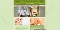 MG Rejuvenation Center Website